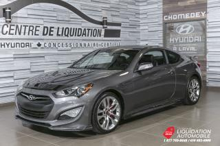 Used 2013 Hyundai Genesis GT+TOIT+CUIR+MAGS for sale in Laval, QC