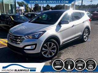 Used 2013 Hyundai Santa Fe 2.0T TURBO AWD SE TOIT PANORAMIQUE, CUIR+ for sale in Blainville, QC