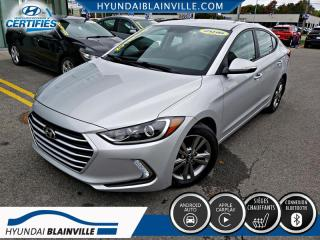 Used 2018 Hyundai Elantra Gl Apple for sale in Blainville, QC