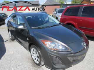 Used 2010 Mazda MAZDA3 2010 Mazda Mazda3 - 4dr Sdn Auto GX for sale in Beauport, QC
