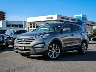 Used 2015 Hyundai Santa Fe Sport 2.0T SE  SE, AUTO, AWD, LEATHER, 2.0 TURBO, SUPER LOW KM! for sale in Ottawa, ON