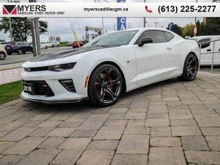Used 2018 Chevrolet Camaro SS  SS, 1LE, MANUAL, RECARO SEATS, 20's, DUAL MODE EXHAUST! for sale in Ottawa, ON