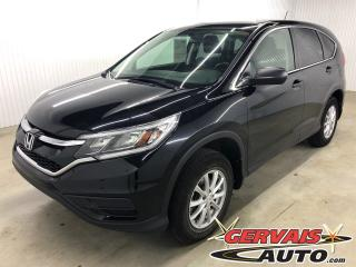 Used 2015 Honda CR-V LX AWD mags caméra de recul for sale in Shawinigan, QC