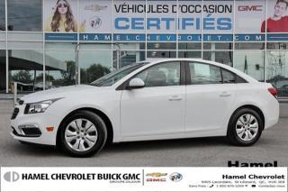 Used 2015 Chevrolet Cruze 1LT for sale in St-Léonard, QC