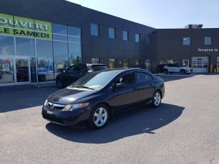 Used 2008 Honda Civic Man EX-L, cuir, a/c, mags for sale in Chambly, QC