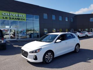 Used 2018 Hyundai Elantra GT GL Auto, a/c, camera de recul, bluetooth for sale in Chambly, QC