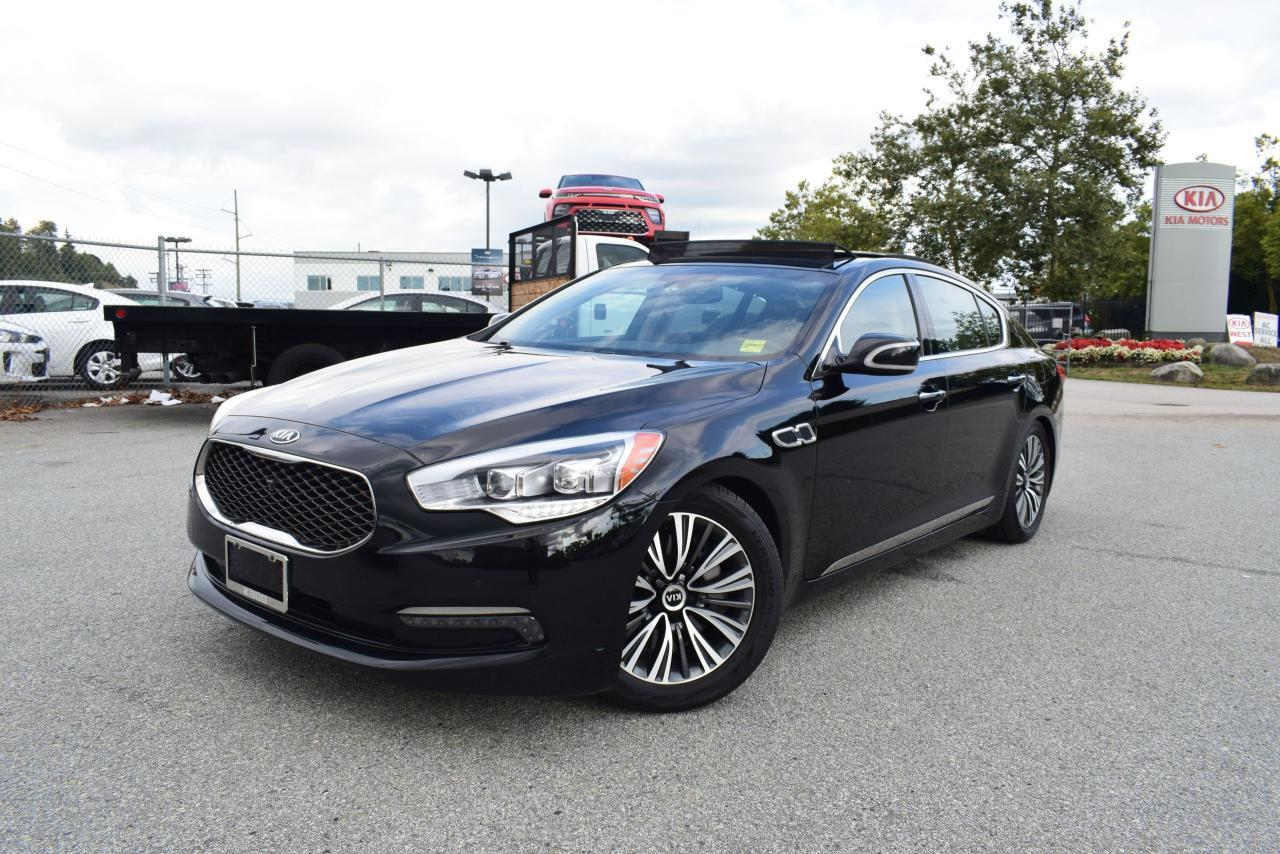 2015 Kia K900 AC/AUTO/ROOF/LEATHER/PL/P