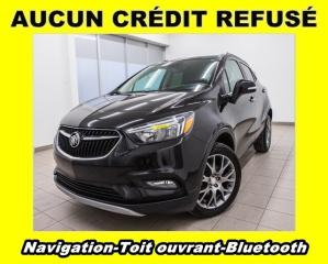 Used 2018 Buick Encore SPORT TOURING AWD TOIT OUVRANT BLUETOOTH *NAV* for sale in St-Jérôme, QC