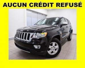 Used 2012 Jeep Grand Cherokee LAREDO 4X4 CLIMATISEUR 2 ZONES *100% APPROUVÉ* for sale in St-Jérôme, QC