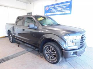 Used 2017 Ford F-150 XTR CREW NAVI for sale in Listowel, ON