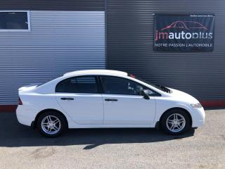Used 2010 Honda Civic DX, AUTOMATIQUE for sale in Québec, QC