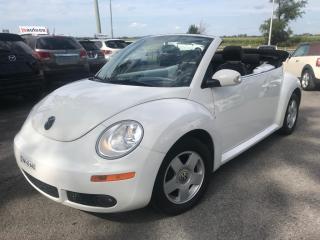 Used 2010 Volkswagen New Beetle Comfortline for sale in Carignan, QC