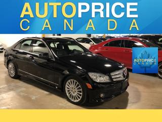 Used 2010 Mercedes-Benz C-Class for sale in Mississauga, ON