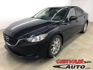 Used 2014 Mazda MAZDA6 GX MAGS A/C SIÈGES CHAUFFANTS BLUETOOTH *Bas Kilométrage* for sale in Shawinigan, QC