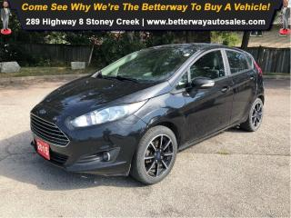 Used 2015 Ford Fiesta SE Clean Car Fax  Bluetooth and more... for sale in Stoney Creek, ON