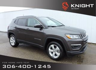 New 2020 Jeep Compass North 4x4 | Heated Seats and Steering Wheel | Navigation | Remote Start | Back-up Camera for sale in Weyburn, SK
