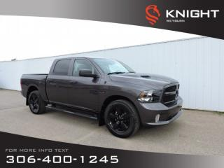 Used 2019 RAM 1500 Classic Express Crew Cab | Heated Seats and Steering Wheel | Remote Start for sale in Weyburn, SK