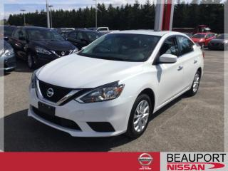 Used 2018 Nissan Sentra 1.8 SV CVT ***TOIT OUVRANT*** for sale in Beauport, QC