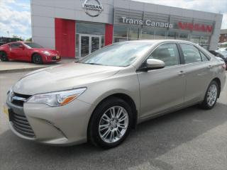 Used 2015 Toyota Camry LE for sale in Peterborough, ON