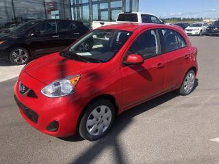 Used 2015 Nissan Micra SV, MANUEL, A/C, 1.9% for sale in Lévis, QC