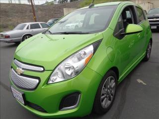 Used 2016 Chevrolet Spark EV 2LT 2LT 55$/sem+tx charge rapide for sale in St-Hyacinthe, QC