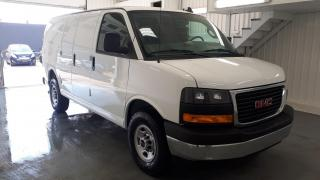 Used 2018 GMC Savana Work Van for sale in St-Hyacinthe, QC