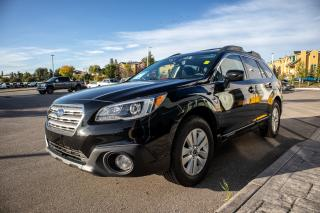 Used 2017 Subaru Outback 2.5L engine, Blind Spot Monitor, Lane departure warning, Moonroof, Heated Seats, and much more. Acci for sale in Okotoks, AB