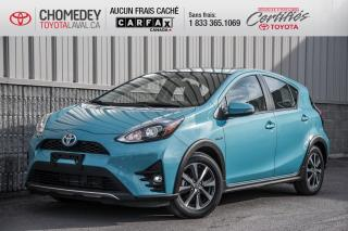 Used 2018 Toyota Prius C for sale in Laval, QC
