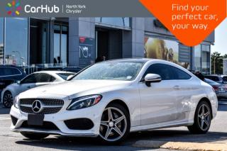 Used 2017 Mercedes-Benz C-Class C 300|AMG.Styling,.Pkgs|Sunroof|Burmester|GPS|Bluetooth| for sale in Thornhill, ON