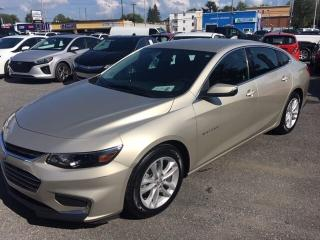Used 2016 Chevrolet Malibu LT w/1LT 10000km for sale in St-Hyacinthe, QC