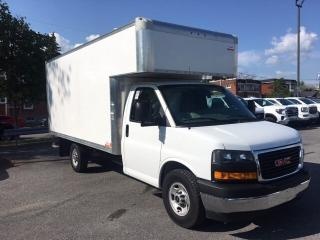 Used 2018 GMC Savana Work Van 14pieds acec extention for sale in St-Hyacinthe, QC