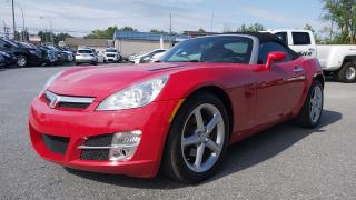 Used 2008 Saturn Sky Base for sale in St-Hyacinthe, QC