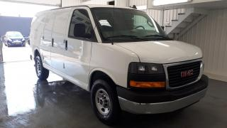 Used 2019 GMC Savana Work Van for sale in St-Hyacinthe, QC