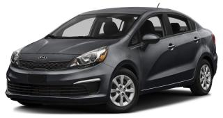 Used 2016 Kia Rio EX for sale in Mississauga, ON