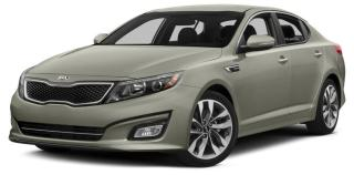 Used 2014 Kia Optima SX TURBO for sale in Mississauga, ON