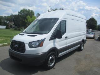 Used 2017 Ford Transit 2017 FORD TRANSIT T-250 FOURGON 12' HIGH for sale in Terrebonne, QC