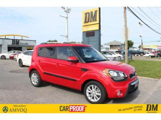 Used 2012 Kia Soul 2U  ** 41454 KM ** A/C   MAGS   BLUETOOTH  CRUISE for sale in Salaberry-de-Valleyfield, QC