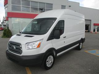 Used 2017 Ford Transit 2017 FORD TRANSIT T-350 FOURGON 12' HIGH for sale in Terrebonne, QC