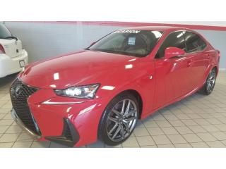 Used 2017 Lexus IS 350 CUIR/TOIT/GPS/GR ÉLECTRIC/MAG for sale in Terrebonne, QC