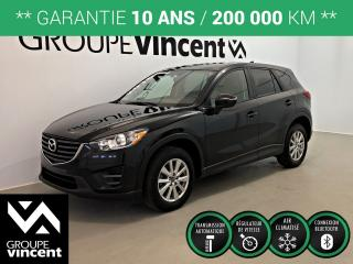 Used 2016 Mazda CX-5 GX ** GARANTIE 10 ANS ** Fiable et pratique! for sale in Shawinigan, QC