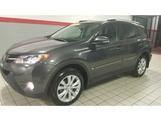 Used 2015 Toyota RAV4 2015 Toyota RAV4 - AWD 4dr Limited for sale in Terrebonne, QC