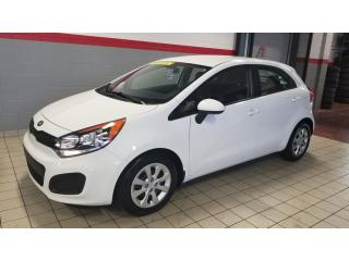 Used 2015 Kia Rio 2015 Kia Rio - 5dr HB Auto LX+ for sale in Terrebonne, QC