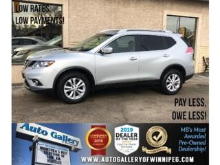 Used 2014 Nissan Rogue SV *1 Owner/Accident Free/AWD/Roof/Htd Seats for sale in Winnipeg, MB