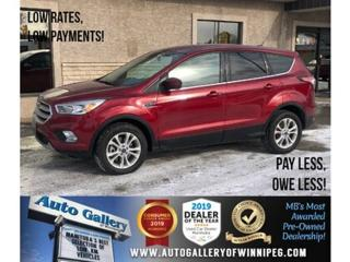 Used 2017 Ford Escape SE *4x4/B.tooth/Back.Cam/Htd Seats for sale in Winnipeg, MB