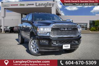 Used 2019 RAM 3500 Limited for sale in Surrey, BC
