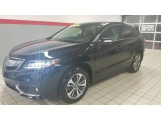 Used 2017 Acura RDX Elite CUIR/TOIT/MAG/ for sale in Terrebonne, QC