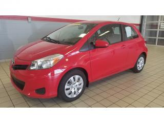Used 2014 Toyota Yaris 2014 Toyota Yaris - 3dr HB Man CE/NOUVEL ARRIVAGE for sale in Terrebonne, QC