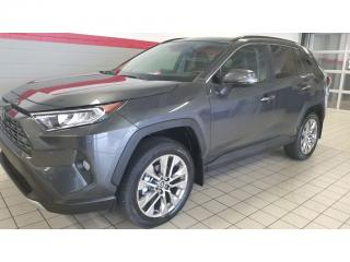 Used 2019 Toyota RAV4 LIMITED  for sale in Terrebonne, QC