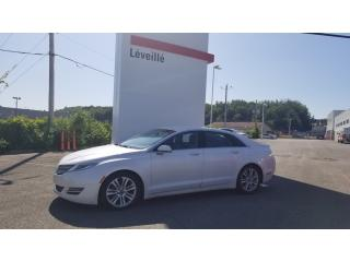 Used 2016 Lincoln MKZ 2016 Lincoln MKZ - 4dr Sdn Hybrid FWD for sale in Terrebonne, QC
