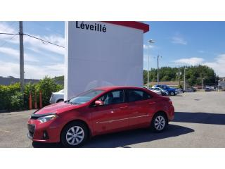 Used 2015 Toyota Corolla 2015 Toyota Corolla - 4dr Sdn CVT S for sale in Terrebonne, QC